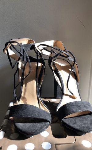 Charlotte Russe Black High Heels for Sale in Colorado Springs, CO
