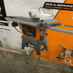 Ridgid Table Saw for Sale in Richmond, CA