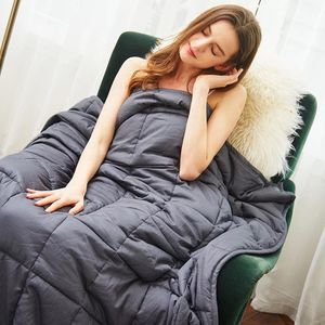 NEW! 15lb Queen Weighted Blanket Cotton for Sale in McKinney, TX