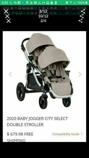 CITY SELECT STROLLER for Sale in Gaithersburg, MD