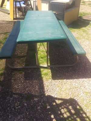 Foldable picnic table for Sale in Las Vegas, NV
