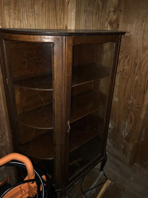 Antique China Cabinet - over 100 years old for Sale in Foxborough, MA