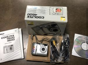 Nikon Coolpix digital camera for Sale in Clayton, MO