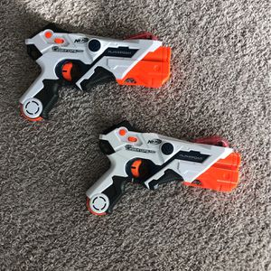 Nerf Laser Ops Alphapoint Guns for Sale in Phoenix, AZ