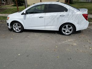 2014 Chevy sonic ltz for Sale in San Leandro, CA
