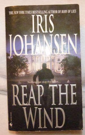 Iris Johansen Softback Thriller Book for Sale in Ripley, WV