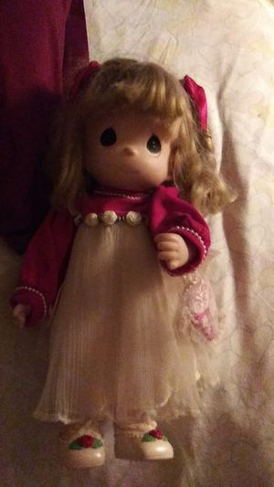 Presious moments porcelain doll for Sale in New Britain, CT