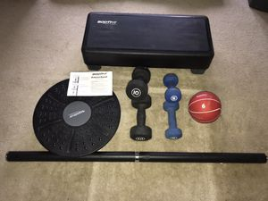 Workout Set for Sale for Sale in Springfield, VA