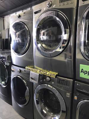Washers and dryers 👚👕 for Sale in Long Beach, CA