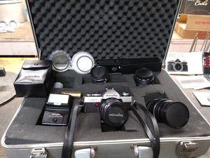 Minolta Camera for Sale in Gold Bar, WA
