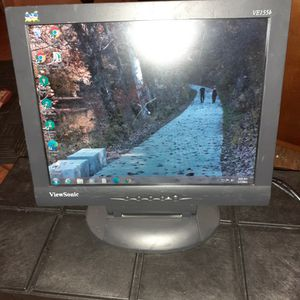 "13""Hewlett Packard And ViewSonic Computer Monitorsl for Sale in Louisville, KY"