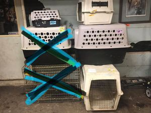 Dog crate an house for Sale in Constantine, MI