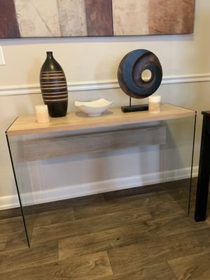 Modern console table for Sale in Tampa, FL