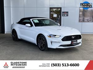 2019 Ford Mustang for Sale in Milwaukie, OR