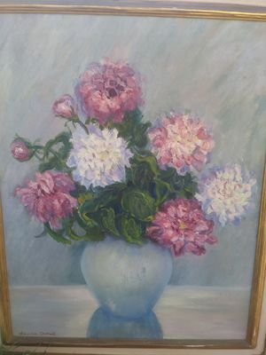 Vintage still life painting for Sale in Hollister, CA