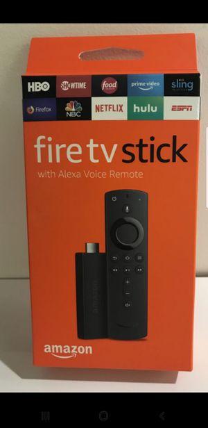 Amazon fire tv stick unlock for Sale in Boynton Beach, FL