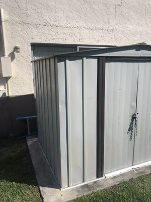 Shed for Sale in Pompano Beach, FL