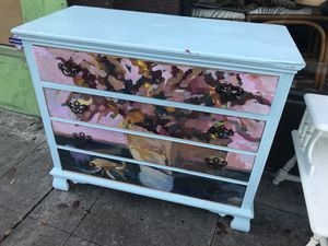 Painted dresser chest for Sale in San Diego, CA