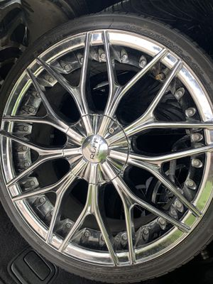"""20"""" RIMS,SET OF 4, $400 for Sale in Coral Springs, FL"""