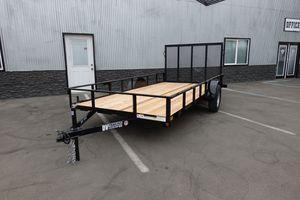 "2020 DV TRAILERS 77""x12' (Ramp Option Shown) for Sale in Stanton, CA"