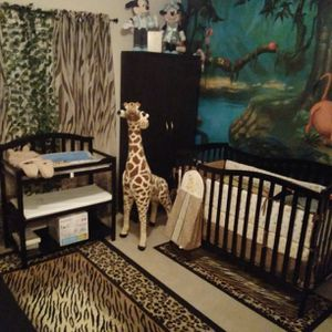 Entire Lion King Nursery Encludes Everything Seen In Photos for Sale in Fort Worth, TX