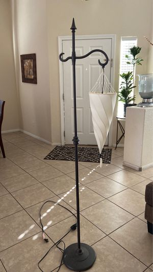 Floor lamp for Sale in Boulder City, NV