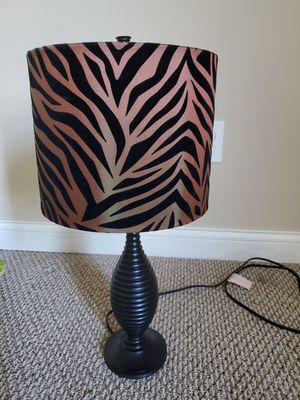 Leapord Side lamp for $10 for Sale in Columbus, OH