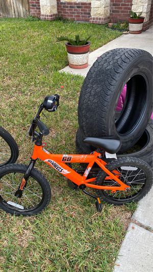 Hot wheels kids bike and mongoose girls bike for Sale in Bradenton, FL