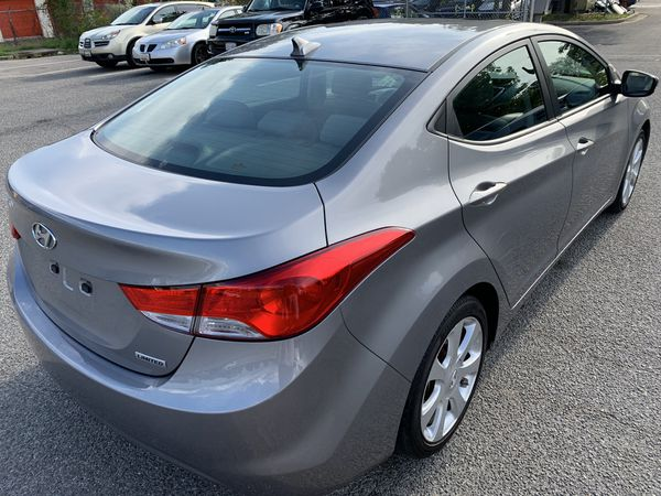 2012 Hyundai Elantra Limited For Sale!