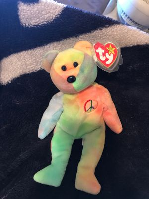 Peace beanie baby for Sale in Richmond, CA