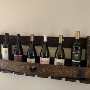 Hanging Wine Rack for Sale in Meriden, CT