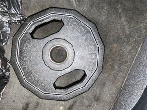 25 pounds weights for Sale in Richmond, CA