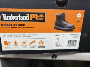 New Timberlands work Steel Safety Toe boots for Sale in Long Beach, CA