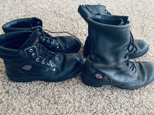 Harley Davidson Men's Boots for Sale in Oshkosh, WI