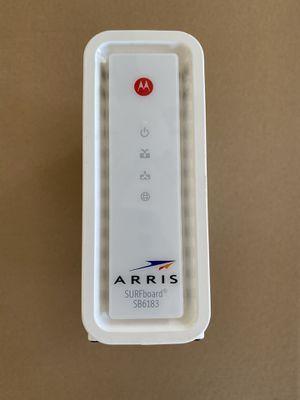 Motorola Arriz SB6183 Modem for Sale in Newport Beach, CA