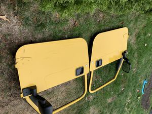 Jeep Wrangler TJ DOORS for Sale in Woburn, MA
