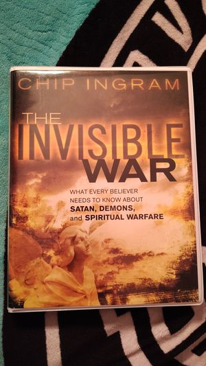 Invisible war by chip Ingram for Sale in McCleary, WA
