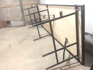 (2 pieces) Portable & Stage Dimension (8'L 3'D 24''H ) for Sale in Arlington, VA