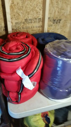 Sleeping bags for Sale in New Port Richey, FL
