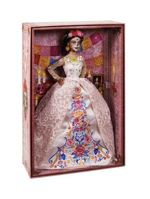 Barbie Dia De Los Muertos Doll figure Mexico Dress New day off the dead doll Girls toy collectible for Sale in Chicago, IL