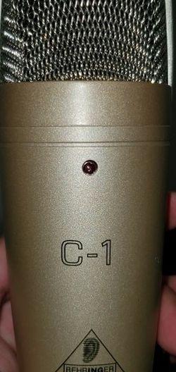 Behringer C-1 Condenser Mic for Sale in Lake Worth,  FL
