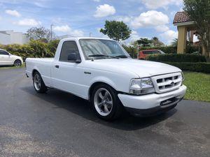 2000 Ford Ranger 4 cylinder 5 speed Lowered Mustang Bullitt wheels for Sale in Hialeah, FL