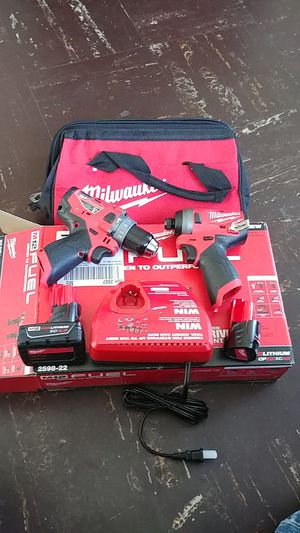 Milwaukee FUEL. M12. IMPACT HAMMER Drill for Sale in Hyattsville, MD