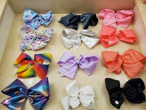 Jojo Siwa bows for Sale in Aventura, FL