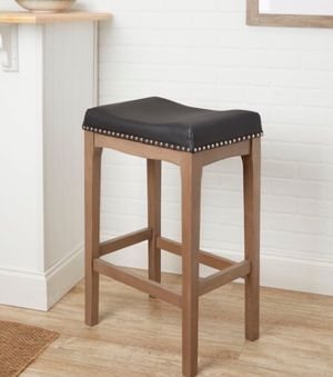 "New!! Barstool, bar stool. stool , dinning room furniture, kitchen furniture, dinning room barstool, kitchen barstool, 29"" , black, set of 2 for Sale in Phoenix, AZ"