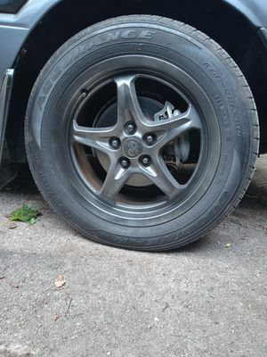 "17"" Enkie Rims for trade for Sale in Waterbury, CT"