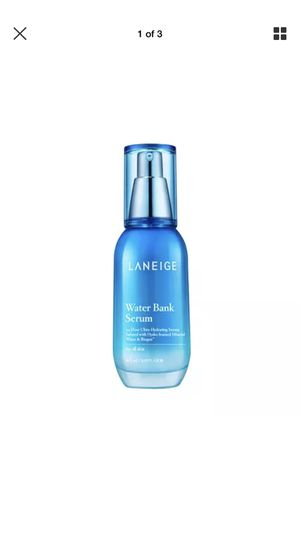 Laneige at Sephora water bank serum for Sale in Moreno Valley, CA