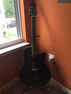 Ovation celebrity gc057m acoustic electric guitar for Sale in Fairfax, VA