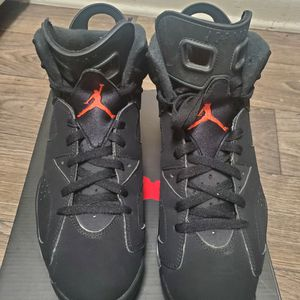 Air Jordan 6 Infrared for Sale in Chapel Hill, NC