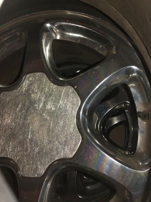 Gmc denail rims for Sale in Germantown, MD